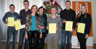 Studentai dalyvavo tarptautinėje matematikos olimpiadoje Latvijoje